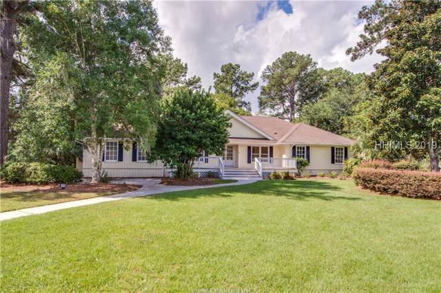 292 Moss Creek Drive, Hilton Head Island, SC 29926 (MLS #398188) :: Southern Lifestyle Properties