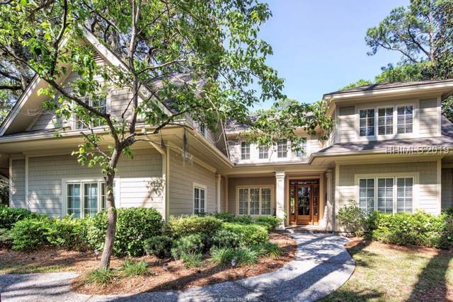 34 Baynard Cove Road, Hilton Head Island, SC 29928 (MLS #398225) :: Southern Lifestyle Properties