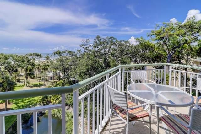 65 Ocean Lane #502, Hilton Head Island, SC 29928 (MLS #398235) :: Southern Lifestyle Properties