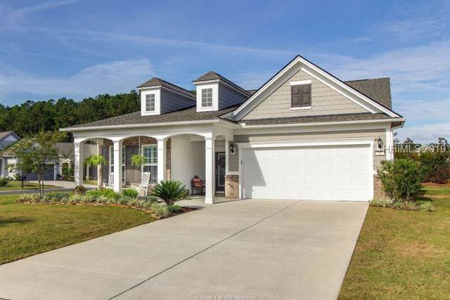 25 Parkway Lane, Bluffton, SC 29909 (MLS #398261) :: The Coastal Living Team