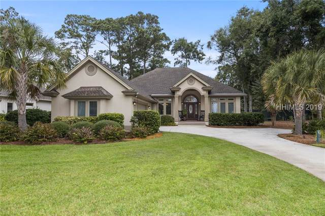 11 Hummock Place, Hilton Head Island, SC 29926 (MLS #398282) :: RE/MAX Coastal Realty
