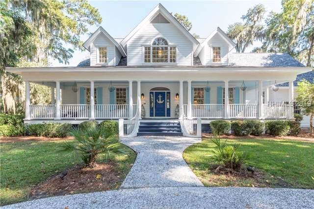 3 Blodgett Hollow, Daufuskie Island, SC 29915 (MLS #398301) :: Collins Group Realty