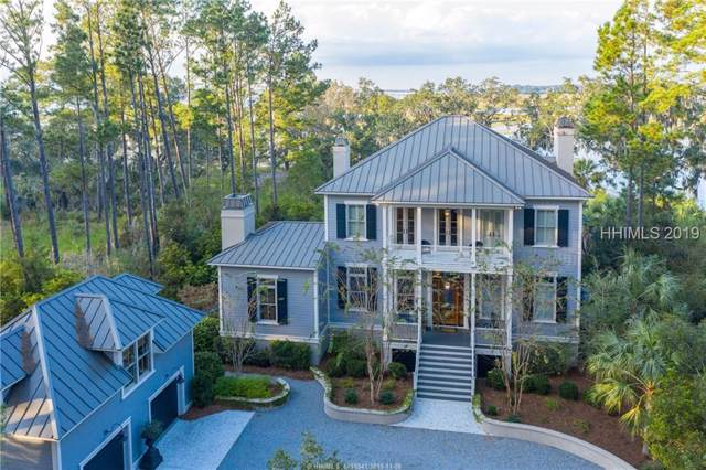 60 Bay Drive, Beaufort, SC 29907 (MLS #398309) :: Schembra Real Estate Group