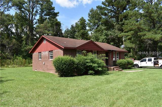19 Mount Pleasant Road, Yemassee, SC 29945 (MLS #398310) :: Collins Group Realty