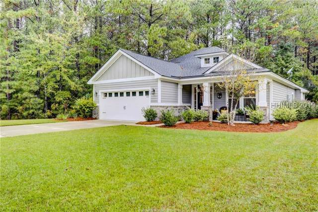 495 Hampton Lake Drive, Bluffton, SC 29910 (MLS #398311) :: The Alliance Group Realty