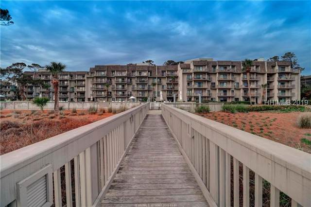 11 S Forest Beach Drive #304, Hilton Head Island, SC 29928 (MLS #398319) :: Southern Lifestyle Properties