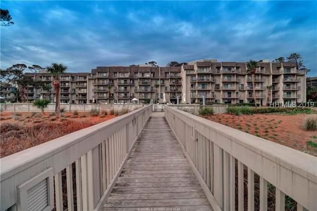 11 S Forest Beach Drive #304, Hilton Head Island, SC 29928 (MLS #398319) :: The Alliance Group Realty