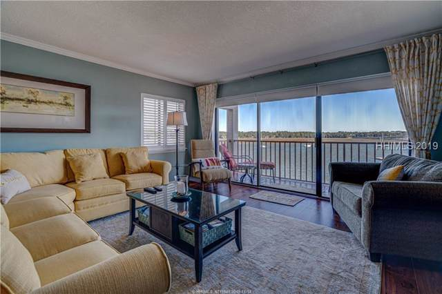 100 Helmsman Way #410, Hilton Head Island, SC 29928 (MLS #398330) :: Collins Group Realty