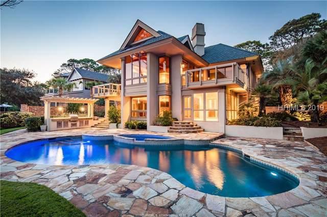 16 Whistling Swan Road, Hilton Head Island, SC 29928 (MLS #398334) :: Southern Lifestyle Properties