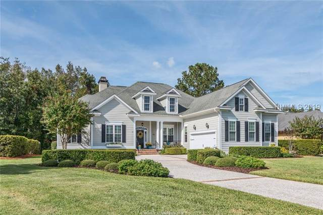 64 Shelburne Street, Bluffton, SC 29910 (MLS #398335) :: Southern Lifestyle Properties