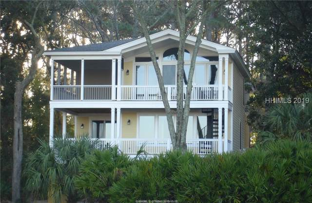 160 Davis Love Dr., Fripp Island, SC 29920 (MLS #398385) :: The Alliance Group Realty