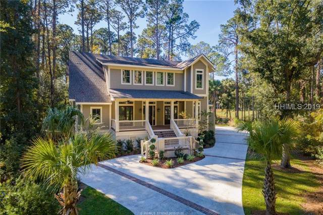 3 Hobnoy Ct, Hilton Head Island, SC 29928 (MLS #398390) :: Hilton Head Dot Real Estate
