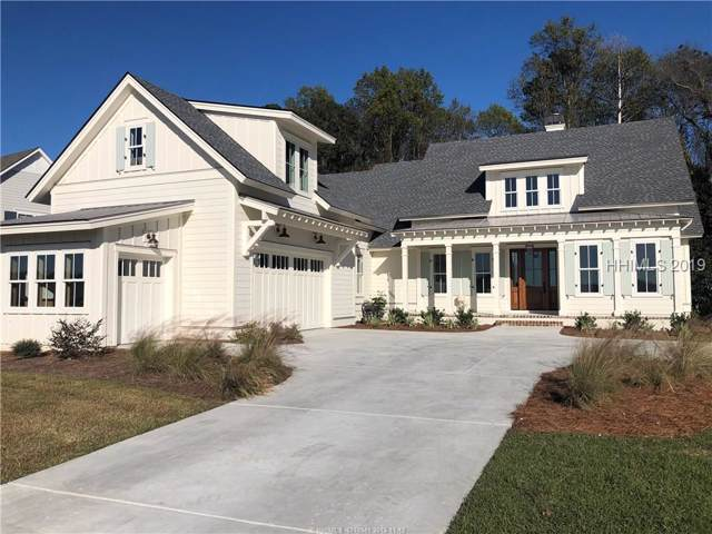 493 Flatwater Drive, Bluffton, SC 29910 (MLS #398399) :: The Alliance Group Realty