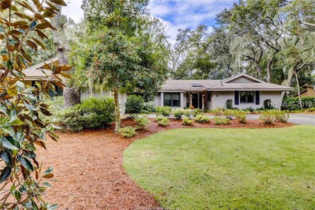 5 Sally Port Road, Hilton Head Island, SC 29928 (MLS #398414) :: Southern Lifestyle Properties