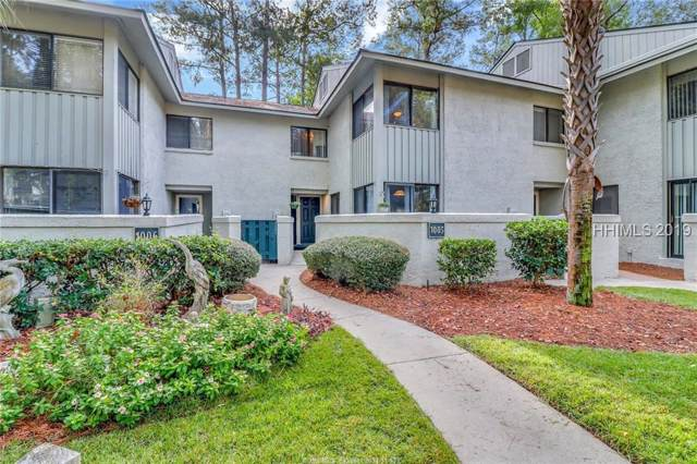 90 Gloucester Road #1005, Hilton Head Island, SC 29928 (MLS #398415) :: Collins Group Realty