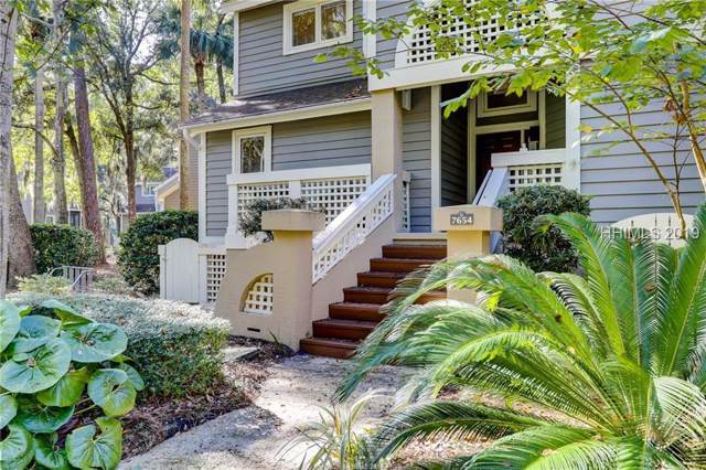 72 Ocean Lane #7654, Hilton Head Island, SC 29928 (MLS #398455) :: RE/MAX Island Realty
