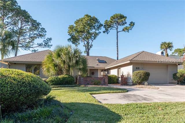 20 Savannah Trail, Hilton Head Island, SC 29926 (MLS #398462) :: The Alliance Group Realty