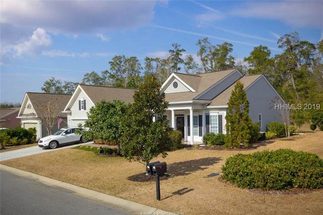 27 Rolling River Drive, Bluffton, SC 29910 (MLS #398519) :: The Alliance Group Realty