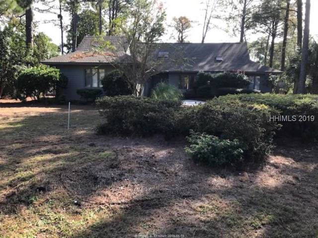120 Club Course Drive, Hilton Head Island, SC 29928 (MLS #398529) :: Collins Group Realty