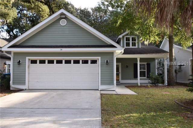 14 Carolina Village Circle, Beaufort, SC 29935 (MLS #398531) :: Beth Drake REALTOR®