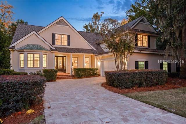 36 Kershaw Drive, Bluffton, SC 29910 (MLS #398572) :: Collins Group Realty