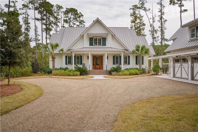 17 Sunfire Drive, Bluffton, SC 29910 (MLS #398589) :: The Alliance Group Realty