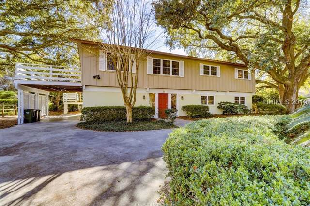 70 Folly Field Road, Hilton Head Island, SC 29928 (MLS #398618) :: Beth Drake REALTOR®