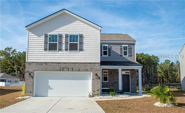 142 Horizon Trail, Bluffton, SC 29910 (MLS #398624) :: Collins Group Realty