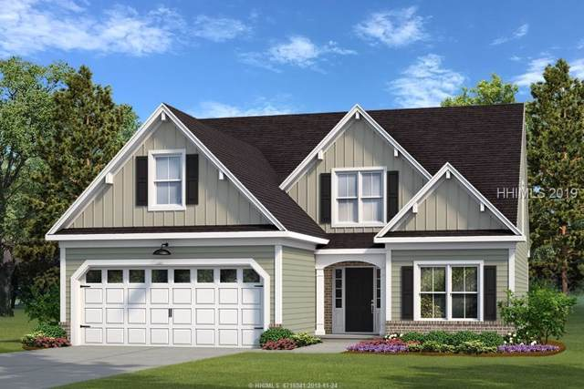 90 Wyndham Drive, Bluffton, SC 29910 (MLS #398637) :: RE/MAX Coastal Realty
