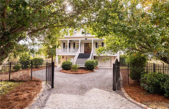 59 Sommer Lake Drive, Beaufort, SC 29902 (MLS #398687) :: Schembra Real Estate Group