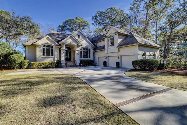 5 Angel Wing Drive, Hilton Head Island, SC 29926 (MLS #398696) :: Schembra Real Estate Group