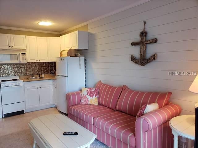40 Folly Field Road C121, Hilton Head Island, SC 29928 (MLS #398759) :: Beth Drake REALTOR®
