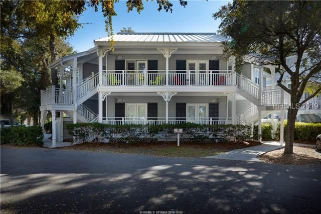 19 Wimbledon Court #102, Hilton Head Island, SC 29928 (MLS #398768) :: RE/MAX Island Realty