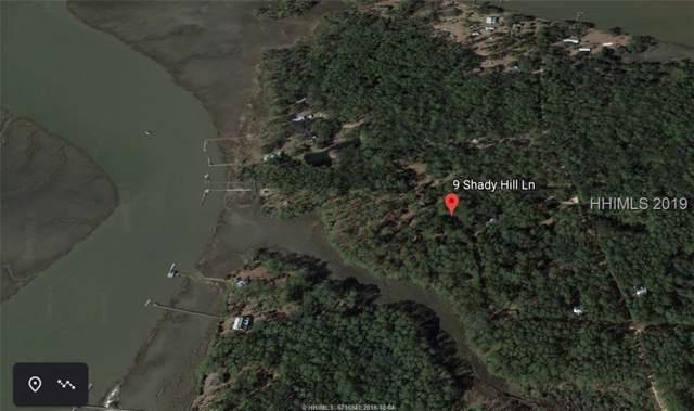 9 Shady Hill Ln, Daufuskie Island, SC 29915 (MLS #398812) :: Beth Drake REALTOR®