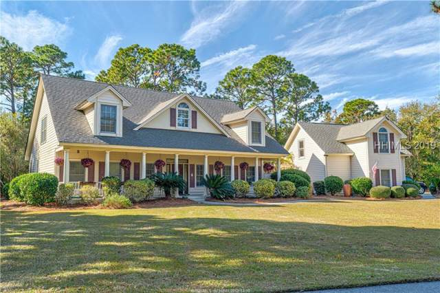 1 Saxton Lane, Hilton Head Island, SC 29926 (MLS #398827) :: Hilton Head Dot Real Estate