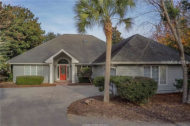 21 Spartina Point Drive, Hilton Head Island, SC 29926 (MLS #398835) :: Schembra Real Estate Group