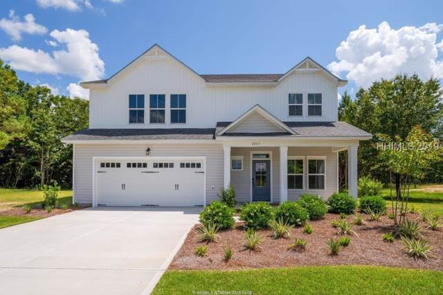 2267 Osprey Lake Circle, Hardeeville, SC 29927 (MLS #398848) :: RE/MAX Island Realty