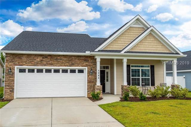 1294 Hearthstone Drive, Ridgeland, SC 29936 (MLS #398888) :: Collins Group Realty