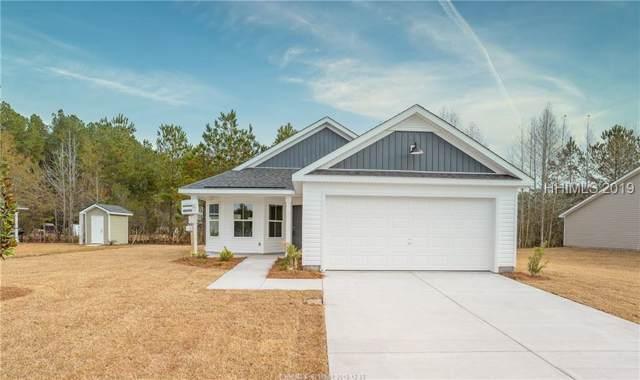 1604 Colony Drive, Ridgeland, SC 29936 (MLS #398895) :: RE/MAX Coastal Realty