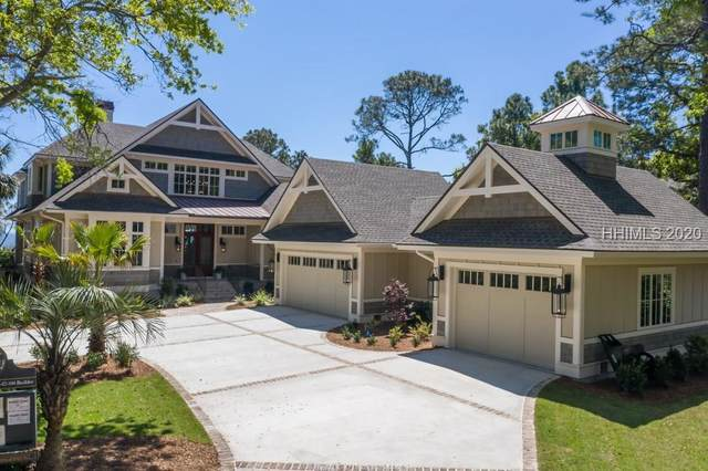14 Seaside Sparrow Road, Hilton Head Island, SC 29928 (MLS #398907) :: The Alliance Group Realty