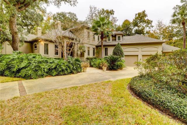 2 Turnbridge Drive, Hilton Head Island, SC 29928 (MLS #398914) :: Hilton Head Dot Real Estate