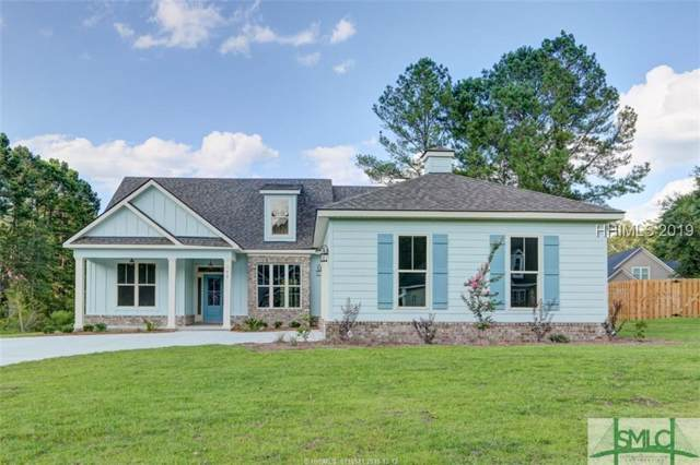 2 Meridian Point Drive, Bluffton, SC 29910 (MLS #398915) :: Collins Group Realty