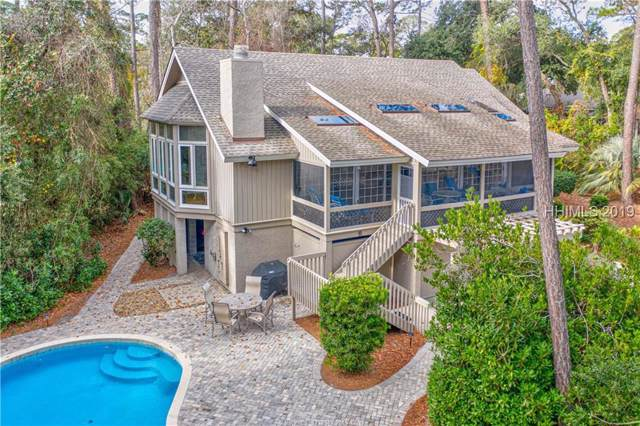 4 Dinghy, Hilton Head Island, SC 29928 (MLS #398919) :: Beth Drake REALTOR®