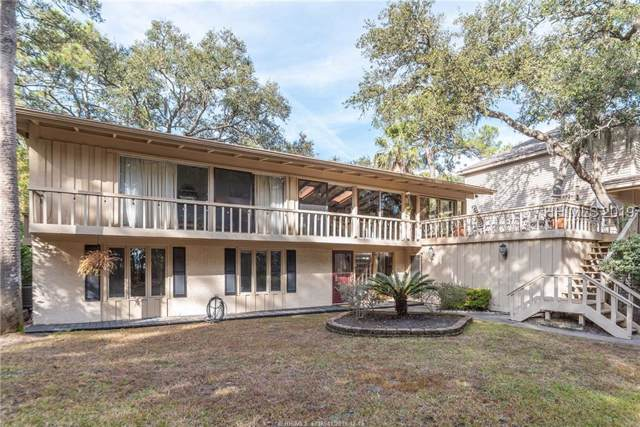 3 Sea Oak Ln, Hilton Head Island, SC 29928 (MLS #398924) :: Schembra Real Estate Group