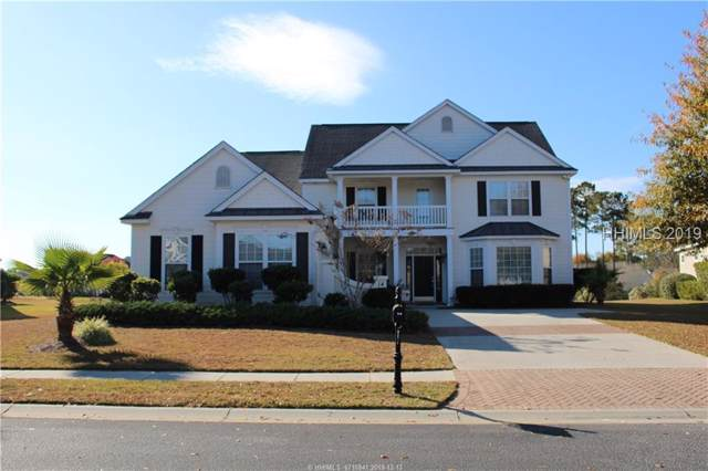 14 Bainbridge Way, Bluffton, SC 29910 (MLS #398995) :: Schembra Real Estate Group