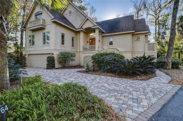64 Lawton Road, Hilton Head Island, SC 29928 (MLS #399012) :: The Alliance Group Realty