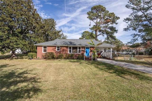 2309 Scheper Lane, Beaufort, SC 29902 (MLS #399020) :: The Coastal Living Team