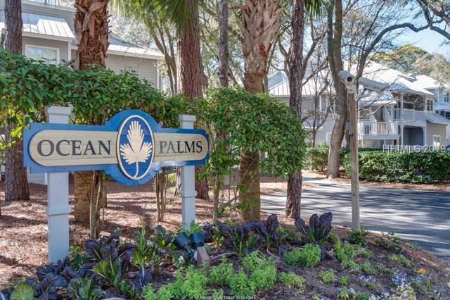 14 Wimbledon Court #124, Hilton Head Island, SC 29928 (MLS #399037) :: RE/MAX Island Realty