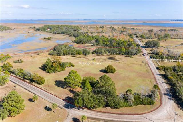 9 Judge Island Drive, Beaufort, SC 29907 (MLS #399042) :: The Alliance Group Realty