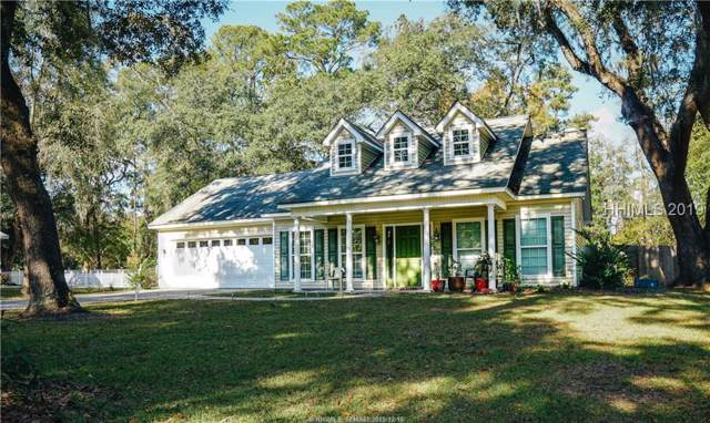 47 Oak Plantation Drive, Ridgeland, SC 29936 (MLS #399064) :: RE/MAX Island Realty